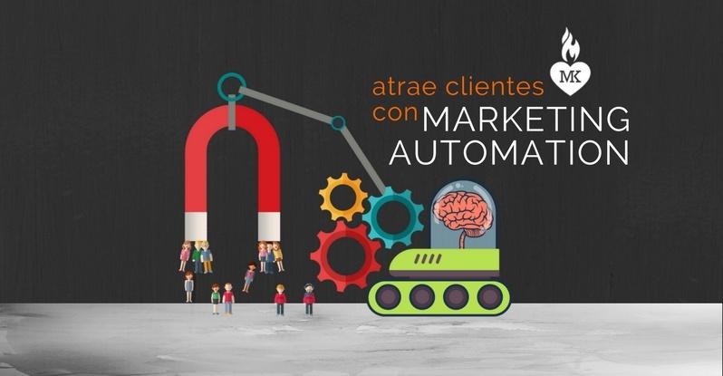 atraer clientes marketing automation