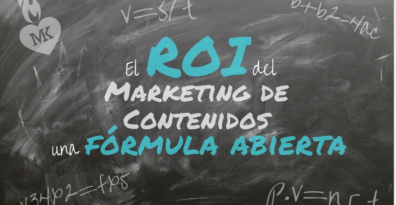 ROI marketing de contenidos