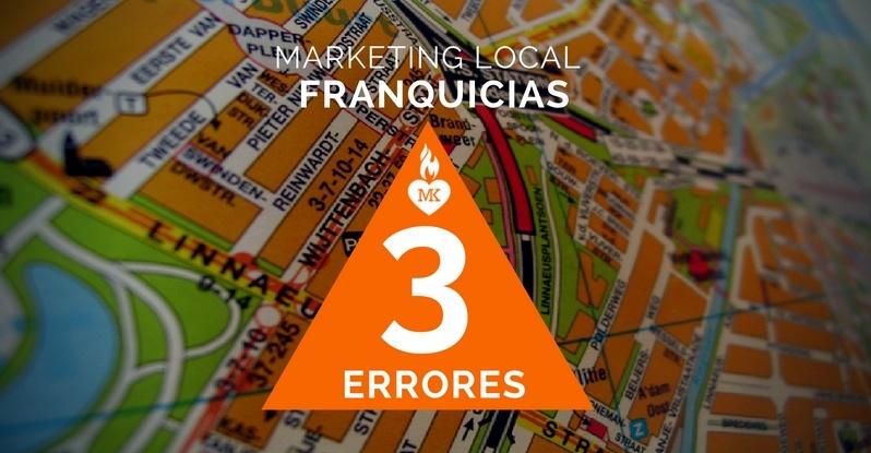 marketing local franquicias