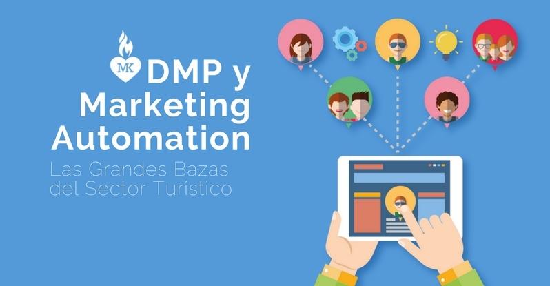 dmp y marketing automation sector turistico